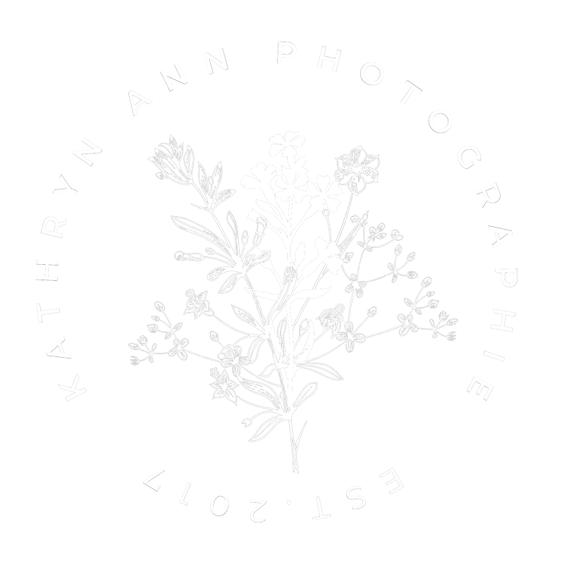 Kathryn Ann Photographie Logo, Family & Newborn Photographer